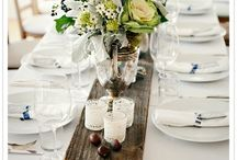 tablescapes / by Michelle Cox