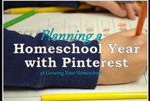 Home Schooling / by Amy Sietsma