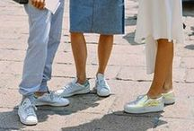 GET THE LOOK: Designer Kicks / by Glam UK