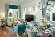 Living Room / by Captive in Florida Fabrics