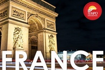 Taste of France / With a rich artistic culture, spectacular landscapes, beautiful architecture and some of the world's best food and wine, France's appeal is timeless. / by Tempo Holidays