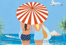 Vintage Travel Posters / by WorldsWaiting