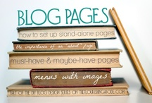 Blogging and Small Business / by Kylie M-W