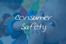 Living: Consumer Product Safety / Consumer product information to help keep your family safe. / by Cymax