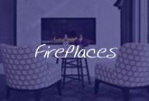 Inspiration: Fireplaces / Warm up to these great fireplace products and design ideas. / by Cymax