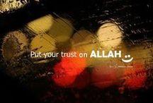 Islam <3 / My beautiful religion... ISLAM ❤️ / by WhitePearl007