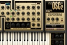 Software Synthesis(AU, VST) OS X & iOS software goodies / Repository for the VST's and AU's in your life... as well as helpful OSX & iOS software. / by Steven Clements