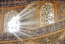 Islamic style and architecture / by WhitePearl007