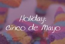 Holiday: Cinco De Mayo / Celebrate Cinco De Mayo with our fabulous pin ideas! / by Cymax
