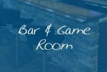 Room: Bar & Game Room / Watch the game in a stylish setting inspired by your favorite watering hole. / by Cymax