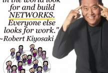 Networking Makes $ / www.Zeal123.com / by Chri Snowbarger