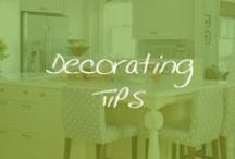 Decorating Tips / Where we store the best design tips & ideas for your home / by Cymax