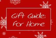 Holiday Gift Guides 2013: For the Home / by Cymax
