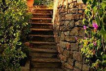 stairway to... / by Sandi White Thomas
