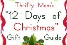 Thrifty Mom's Holiday Gift Guide Sponsors / by Thrifty Mom's Reviews and More
