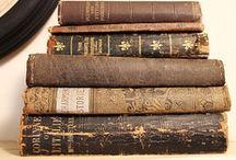 books on display.... / by Sandi White Thomas