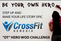 Fitness - Crossfit / by GotFree Energy.com