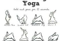 Fitness - Yoga & Stretches / by GotFree Energy.com