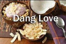 Dang Love / People love our Dang coconut chips. See how they're eating them.  / by Dang Foods