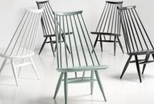 Love CHAIRS / by LOTTILOU l