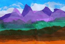 school - creative arts / by Amy McPherson