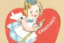 Valentines / My favorite Valentines have always been the kids' cards with the ridiculous puns. / by Marty Fried