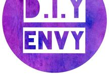 D.I.Y ENVY / by Vanessa Fimbres