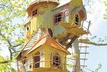 Tree Houses / by Gabrielle Pollacco