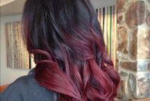 Hair Ideas / by Melissa Sheppard
