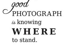 """Shutterbug / """"Life is like photography; you use the negatives to develop."""" / by Live East of Eden"""