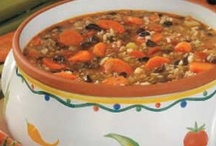 soups and stews / by Lori Biggs