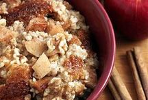 breakfast recipes / by Lori Biggs