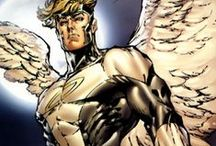 Comic Book Heroes / 'Nuff Said / by Live East of Eden
