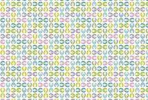 Retro Fabrics / Retro Fabrics available soon at http://www.spoonflower.com/profiles/kipandfig / by Kip & Fig