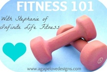 Health and fitness / by Stacy Shafer-Dick