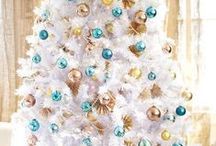 Wonderful WHITE / Immaculate. Pure. Alabaster. Ashen. Milk. Chalk. Ivory. Light. Pearl. Snow. We're wild about WHITE! / by Treetopia Artificial Christmas Trees