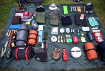"Kits (Survival) / Survival Kits of all kind, including 72 hour kits, ""bug out bags"", Every Day Carry (EDC), Personal Survival Kits (PSK), vehicle kits, Altoid Tin Kits (BOAT), and many more! / by EQUIP2SURVIVE"