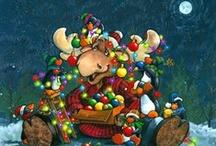Merry Christmas   / by georgia Brooks