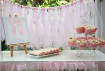 Ballerina Party / by That Cute Little Cake