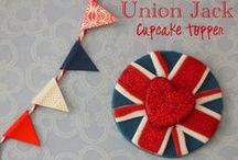 Cupcake toppers / by That Cute Little Cake
