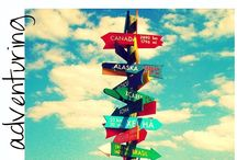 Let's travel the world!  / Places to go & things to see! / by Megan Lenore