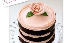 pink cakes / by That Cute Little Cake