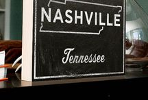 My heart; My home / From Nashville to NYC / by Sara Willis