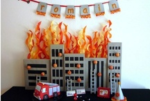 Firemen party / by That Cute Little Cake