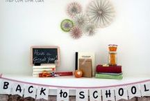 Back to school / by That Cute Little Cake
