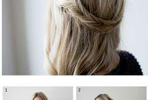 a hair affair / by Kirsten Wise