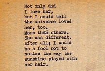 Pretty Words / by Sarah Paese