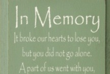 Mourning a Loss / by Pamela Neill