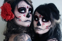 Beauty: crazy makeup / by Heidi Turnquist