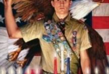 Eagle/Boy Scouts / by Pamela Neill